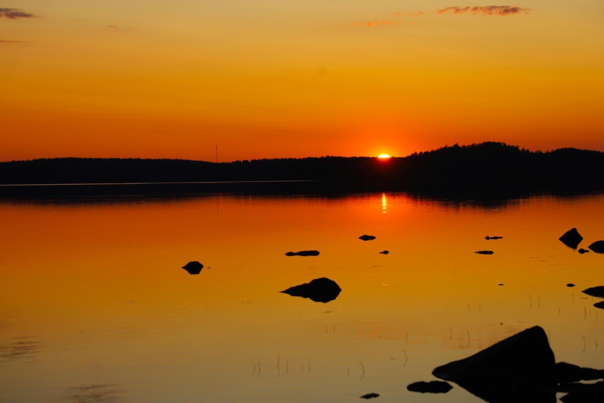 Auringonlasku 2 - Matoniemi