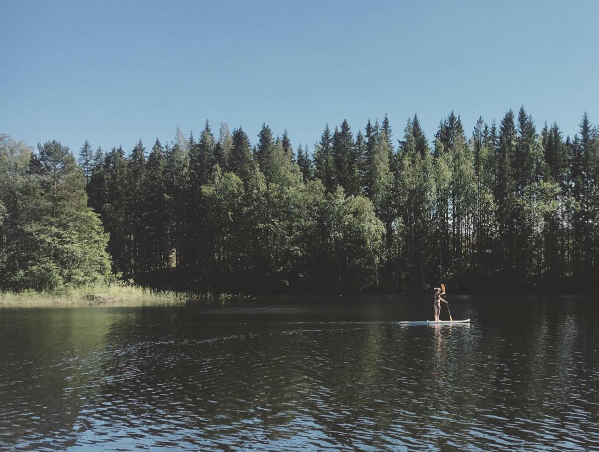 Kiikkerä kesäpäivä - Hauniemi