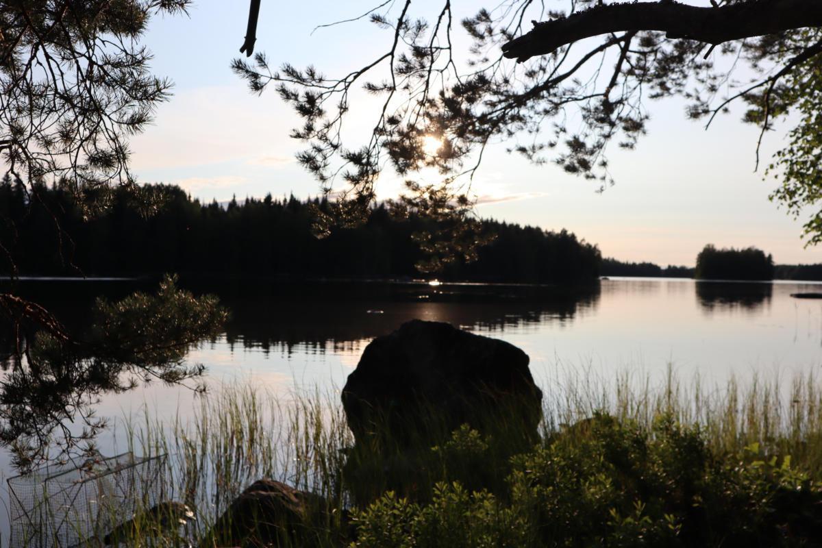 Tyyni ilta - Suullisensaari